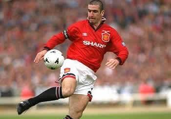 Eric Cantona (Manchester United)