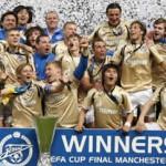 Zenit San Pietroburgo vincitore della Coppa Uefa 2008