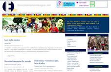 Home di EUROCHAMPIONSLEAGUE.net