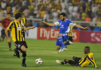 Derby d'Arabia: Al Ittihad-Al Hilal 3-1