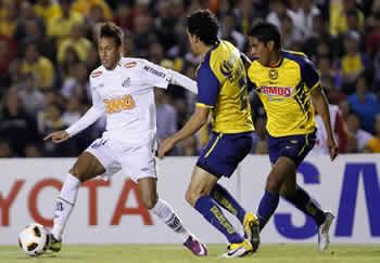 Club America vs Santos