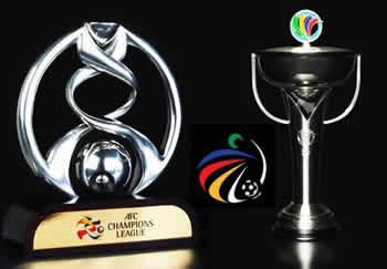 Sorteggi AFC Champions League e Asia Cup