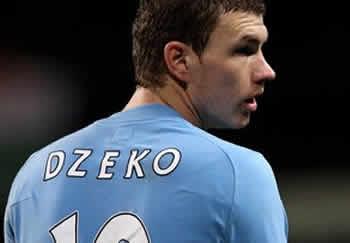Edwin Dzeko (Manchester City)