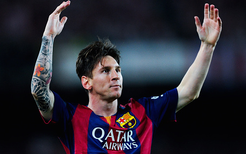 Leo Messi (Barcellona)