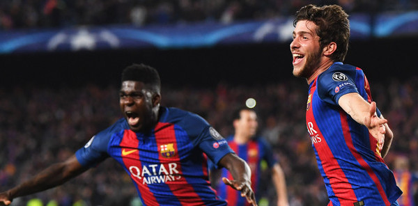 6-1: game, set and match Barca