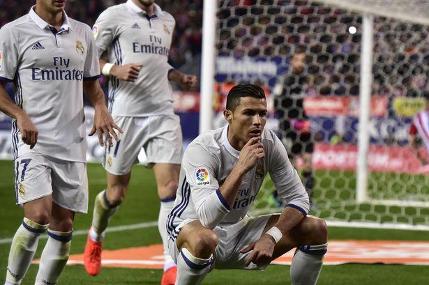 TRIStiano Ronaldo annichilisce l'Atletico