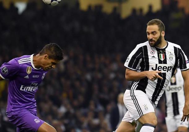 La Champions resta al Real Madrid