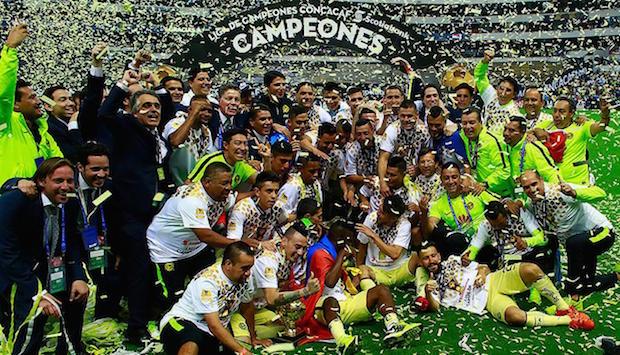 Con 7 vittorie nella Concacaf Champions League il Club America detiene il record di successi nel torneo