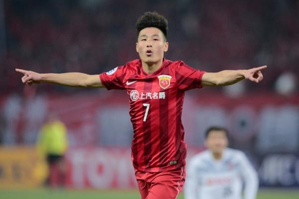 Wu Lei (Shanghai SIPG)