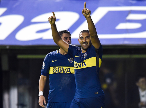 Ramon Abila (Boca Juniors)