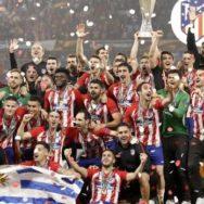 L'Atletico Madrid vince l'Europa League 2018