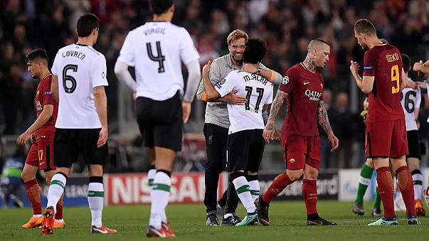 Roma-Liverpool 4-2