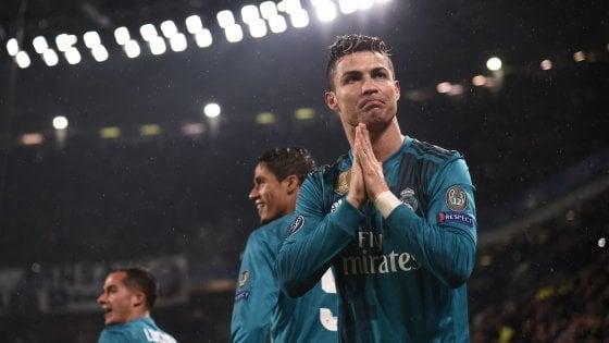 Tutto biancovero: Cristiano Ronaldo alla Juve