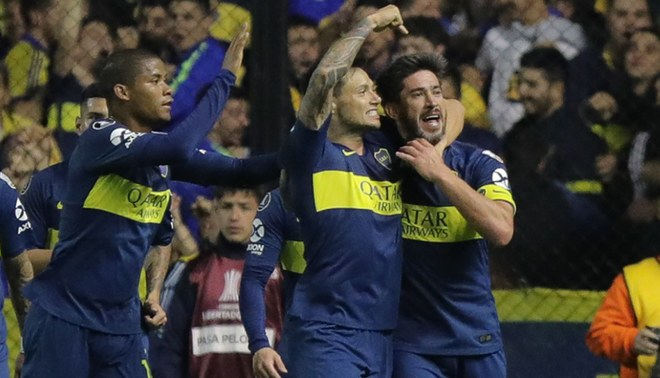 Libertadores: ancora Zarate e il Boca vede la semifinale