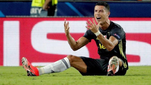 UEFA Champions League: falsa partenza per City e CR7