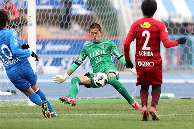 Atsuto Uchida (Kashima Antlers)