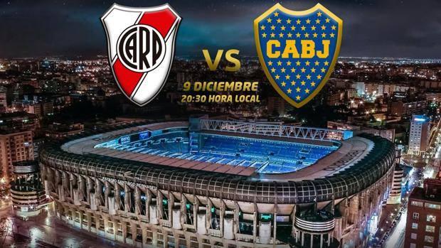 Coppa Libertadores: tutti al Bernabaires!