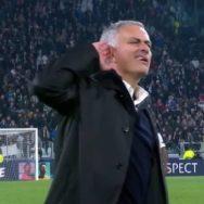 José Mourinho, tecnico della Roma