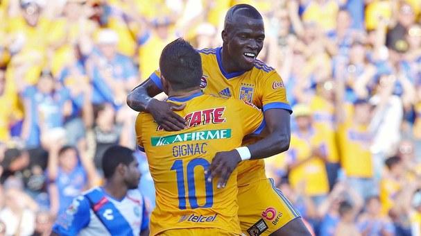 Enner Valencia (Club Tigres de la UANL)