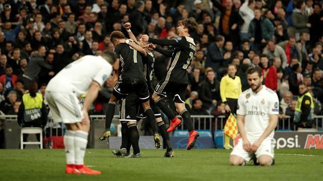 Rinascita Ajax, capolinea Real