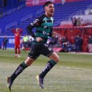 Diego Valdes (Club Santos Laguna)