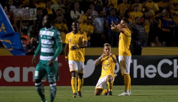 Tigres-Santos 3-0