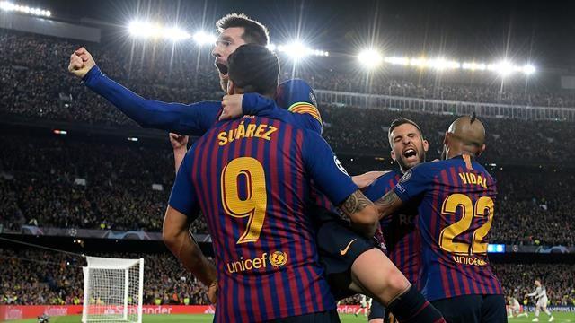 Barcellona in festa