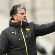 Diego Lopez, tecnico del Penarol