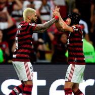 Flamengo in festa