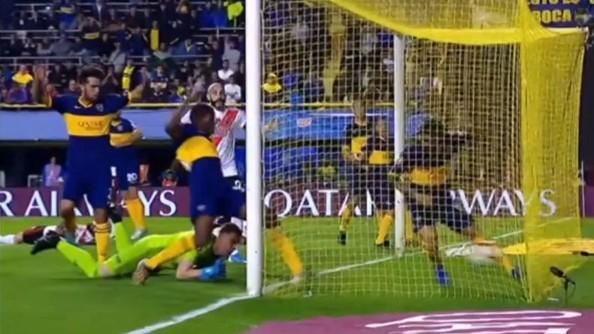 Jan Carlos Hurtado (Boca Juniors)