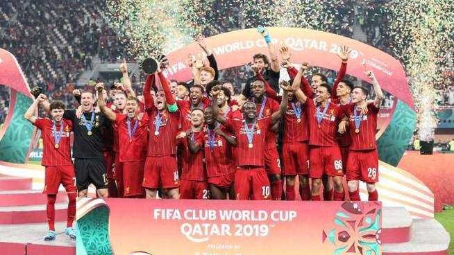 Liverpool campione del mondo 2019