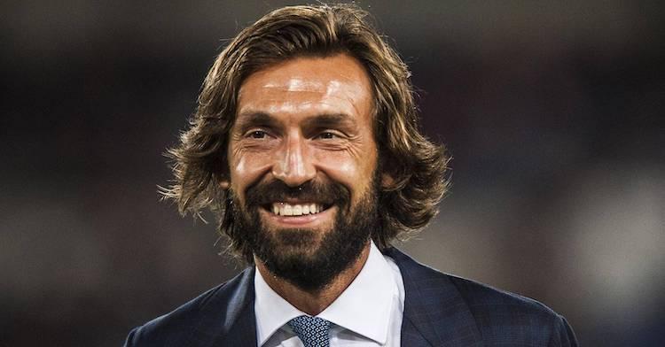 Andrea Pirlo, tecnico della Juventus