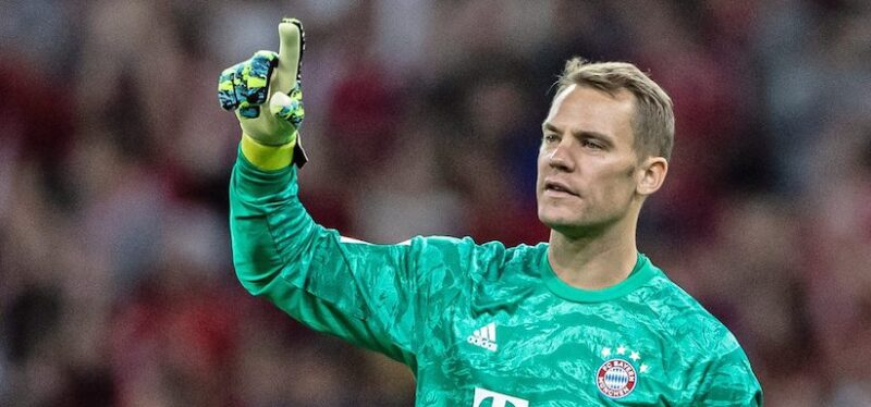 Manuel Neuer (Bayern Monaco). Photo credit: © DFL