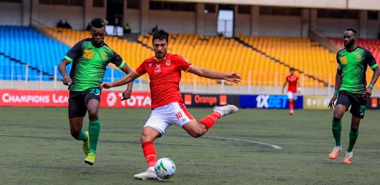 Mohamed Sherif (Al Ahly)