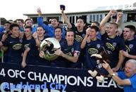 Auckland City vince l'O-League per la sesta volta