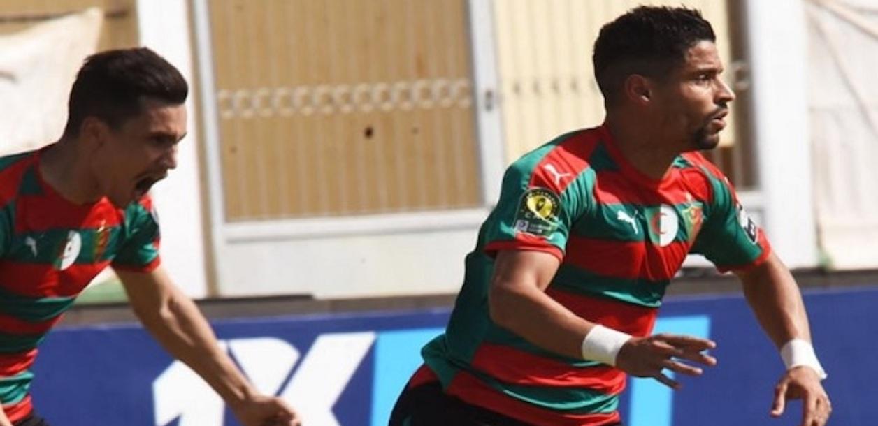 Abdenour Belkheir (MC Alger)