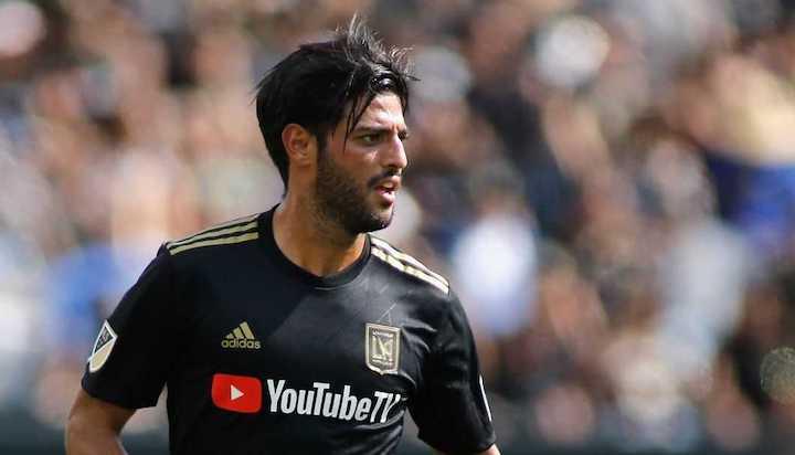 Carlos Vela (Los Angeles FC)