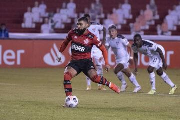 Flamengo inarrestabile con lo storico Gabigol