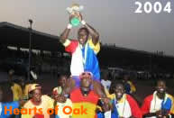 Hearts of Oak, vincono ai rigori sull'Asante Kotoko la prima edizione della Confederation Cup