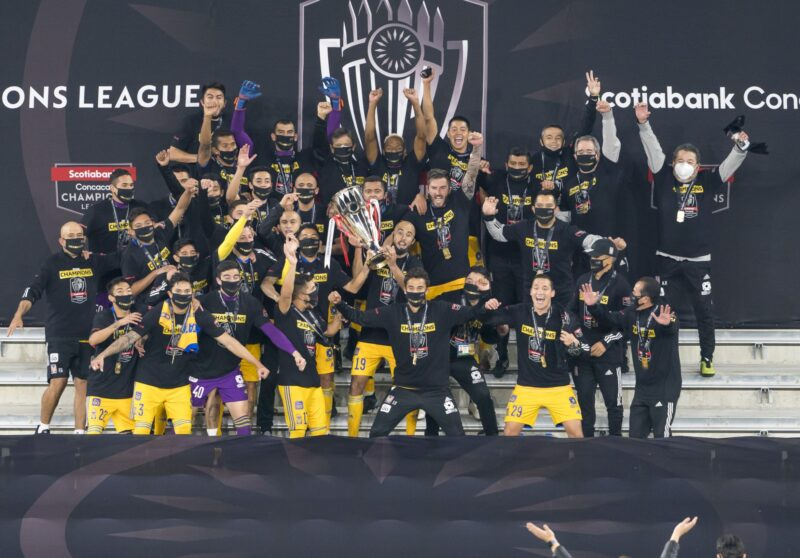 Il Club Tigres vince la Concacaf Champions League 2020