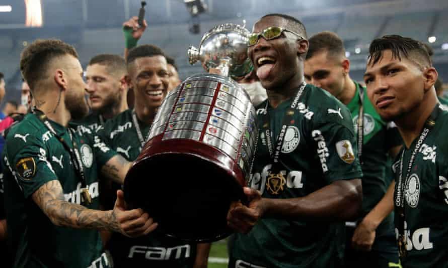 Il Palmeiras vince la Coppa Libertadores 2020