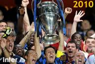 Inter 2010: a 45 anni di distanza l'Inter campione d'Europa per la terza volta, conquistando uno storico triplete