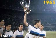 Inter 1965: secondo successo consecutivo per l'Inter di Helenio Herrera