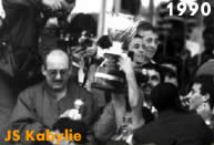JS Kabylie 1990