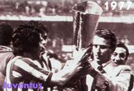 La Juventus vince a Bilabo la prima coppa Uefa della sua storia