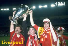 Liverpool 1981: gol di Alan Kennedy all'82' regala la coppa ai reds, ai danni del Real Madrid di Vujadin Boskov