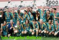 Los Angeles Galaxy 2000