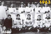 Milan 1963: Il Milan sconfigge il Benfica a Wembley e diventa la prima italiana campione d'Europa