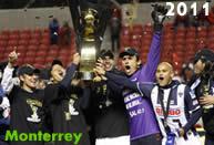 Prima vittoria del Monterrey e sesto trionfo consecutivo per una formazione messicana