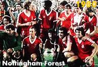 Nottingham Forest 1980: il Nottingham Forest bissa il successo di un anno prima